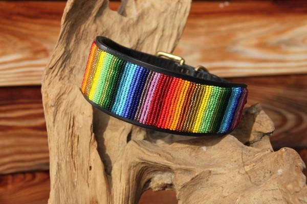 Rainbow TKC Massaihalsband