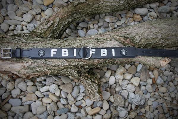 FBI Halsband